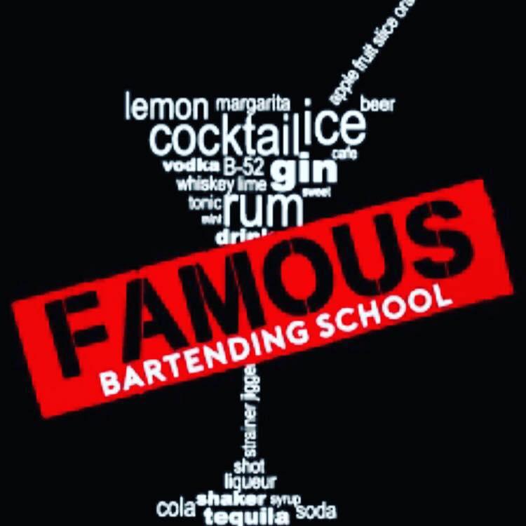 Famous Bartending School